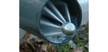 Прочищение канализации гидродинамическим методом